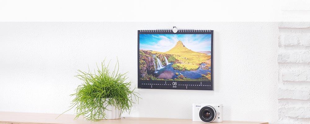 Fotokalender 2018 online gestalten | dm Foto-Paradies