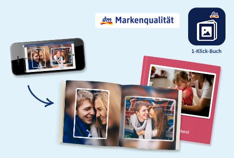 1 Klick Fotobuch
