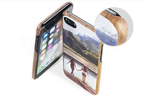 Holz Slim Case