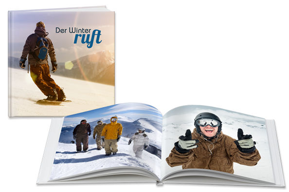 Paradies-Fotobuch im Digitaldruck