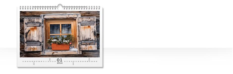 Persönliche Fotokalender