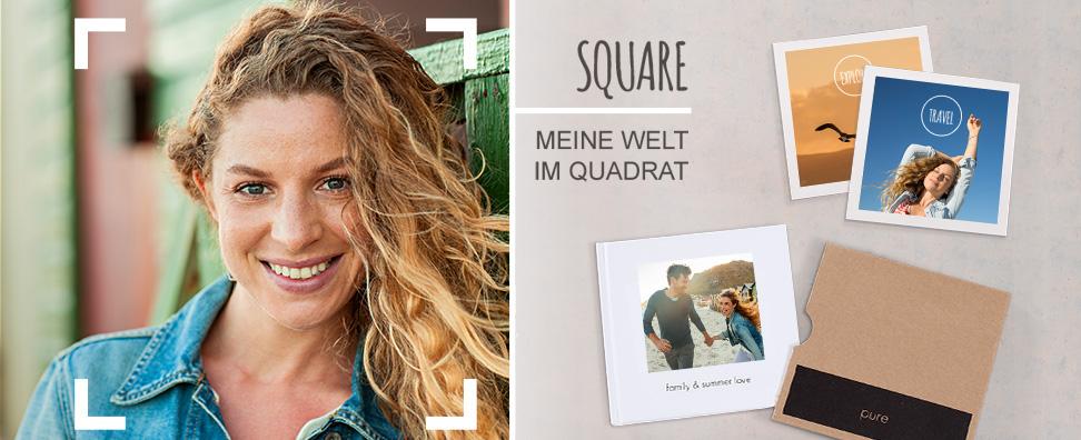 "Der Foto-Trend des Jahres heißt ""Square""!"