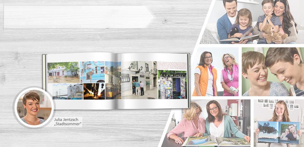 CEWE FOTOBUCH Kundengeschichten