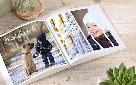 CEWE FOTOBOK Kvadratisk