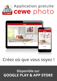 Application CEWE Photo
