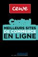 Désigné meilleur site e-commerce 2019